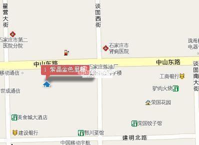 石家庄谈固路地图